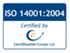 ISO 14001取得