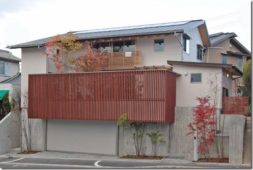 20141115茶山台モデルハウス