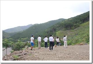 森林ツアー1